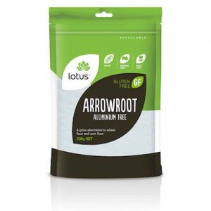 Arrowroot Lotus 250G