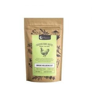 Nutra Organics Chicken Bone Broth Herb 100G