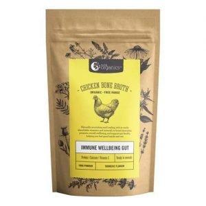Nutra Organics Chicken Bonebroth Turmeric 100G