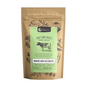Nutra Organics Herb & GarlicBeef Bone Broth Garden 100G