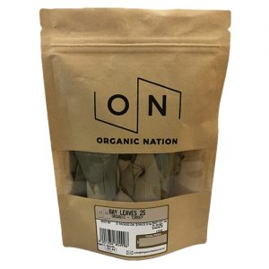 Organic Nation Bay Leaves 25G