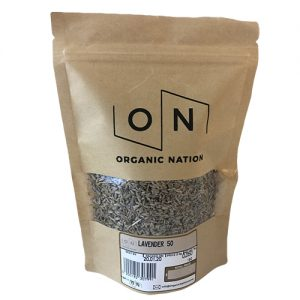 Organic Nation Lavender Tea 50G