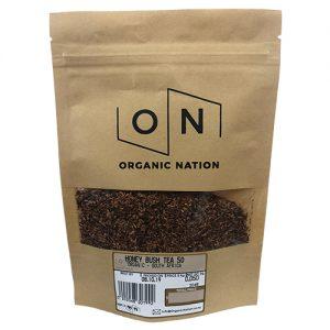 Organic Nation Honey Bush Tea 50G