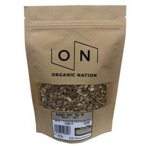 Organic Nation Ginger Root Tea 90G