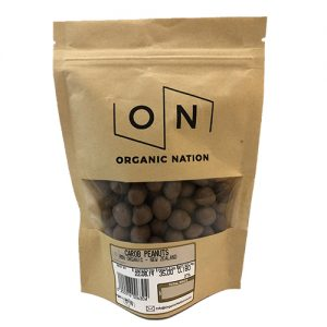 Carob Peanuts 150G Organic Nation
