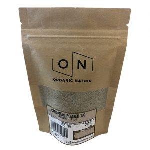 Organic Nation Cardamom Powder 50G