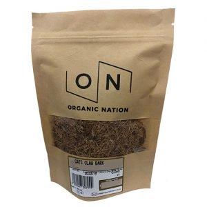 Organic Nation Cats Claw Bark Tea 50G