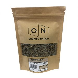 Organic Nation Lemongrass Tea 40G