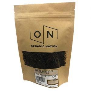 Organic Nation English Breakfast Tea 90G