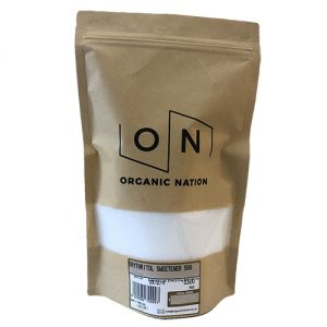 Organic Nation Erythritol Sweetener 500G