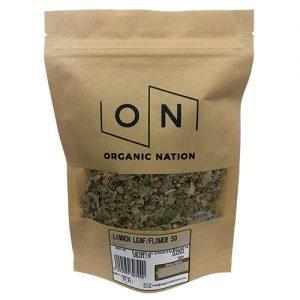 Organic Nation Linden Leaf/Flower 50G