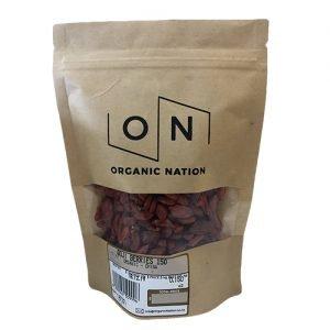 Organic Nation Goji Berries 150G