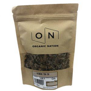 Organic Nation Ginkgo Tea 50G