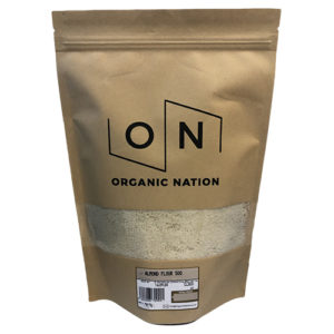 Organic Nation Almond Flour 500G
