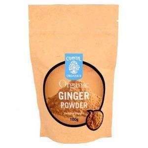 Chantal Organics Ginger Powder 100G
