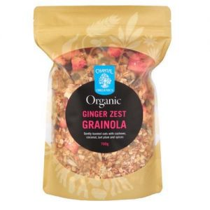 Chantal Organics Grainola Ginger 750G