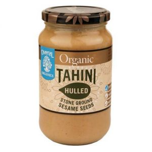 Chantal Organics Hulled Tahini 390G