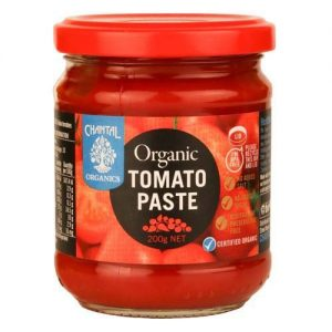 Chantal Organics Tomato Paste 200G