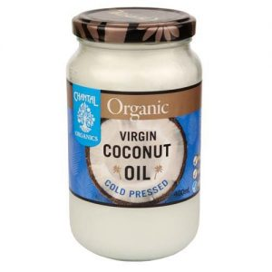 Chantal Organics Coconut Oil Virgin 400ML
