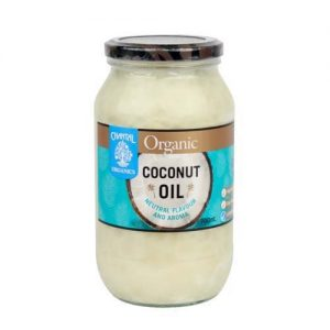 Chantal Organics Coconut Oil Deodorized 400ML