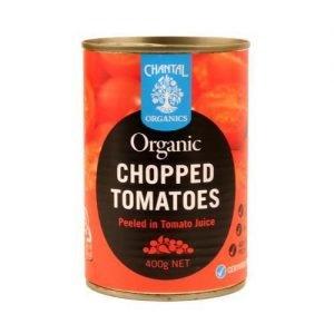 Chantal Organics Tomatoes Chopped 400G
