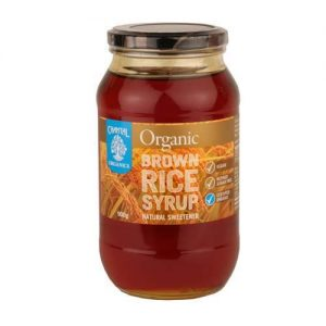 Chantal Organics Brown Rice Syrup 900G