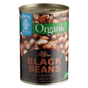 Chantal Organics Black Beans 400G