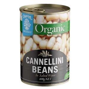 Chantal Organics Canellini Beans 400G