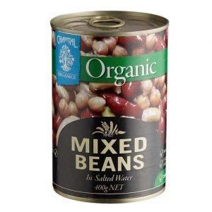 Chantal Organics Mixed Beans 400G