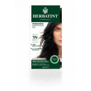 Herbatint Hair Colour Black 1N 150ML