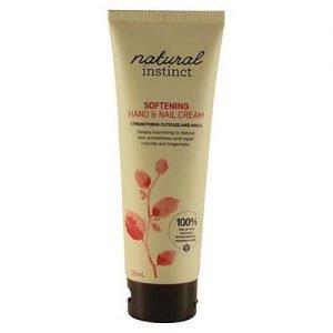 Natural Instinct Hand & Nail Cream 125ML