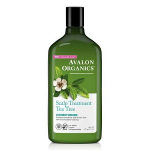 Avalon Scalp Treatment Organics Conditioner Tea Tree 325 ML