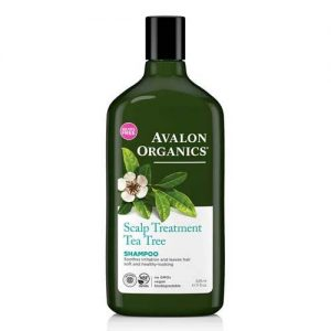 Avalon Scalp Treatment Organics Shampoo Tea Tree Avalon 325ML