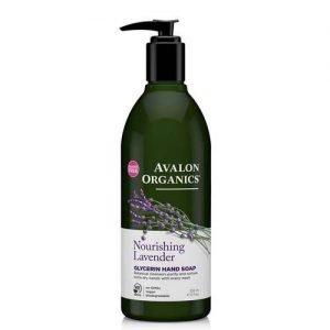 Avalon Organics Lavender Hand Soap 355ML