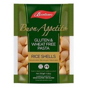 Buontempo Rice Shells Gluten Free 250G