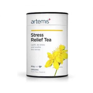 Artemis Herbal Remedies Stress Relief Tea 30G