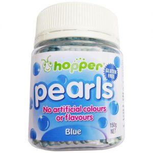 Hopper Blue Pearls 150G