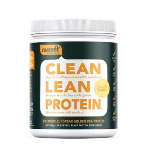 Clean Lean Protein Protein Smooth Vanilla 500G
