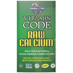 Garden Of Life Raw Calcium 60 Capsules