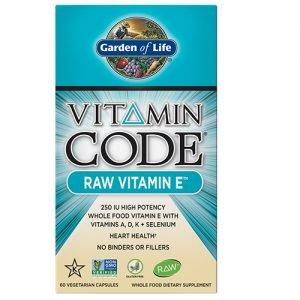 Garden Of Life Raw E 60 Ultrazorb Capsules