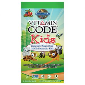 Garden Of Life Kids Chewable Multivitamins 60