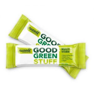 Nuzest Good Green Stuff Bar 40G