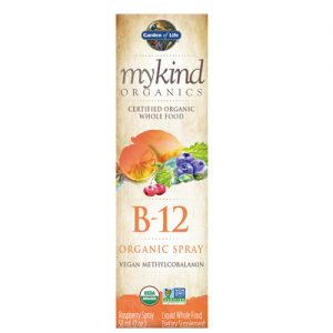 Garden Of Life My Kind Organics B12 Organic Spray 58ML