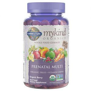Garden Of Life My Kind Organics Prenatal Multi 120 Gummies