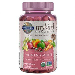 Garden Of Life My Kind Organics Womens Multi 120 Gummies