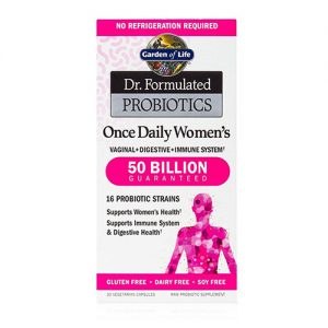 Garden Of Life Once Daily Women Probiotic 30S