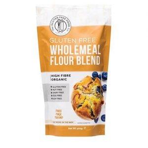 The Gluten Free Food Co Wholemeal Gluten Free Flour Blend 400G