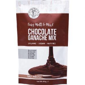 The Gluten Free Food Co Chocolate Ganache Mix 280G