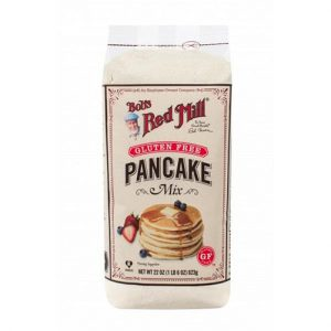 Bobs Red Mill Gluten Free Pancake Mix 623G