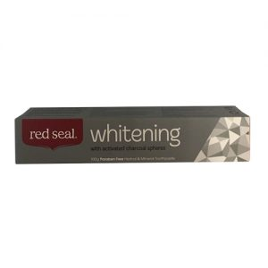 Red Seal Toothpaste Charcoal Whitening